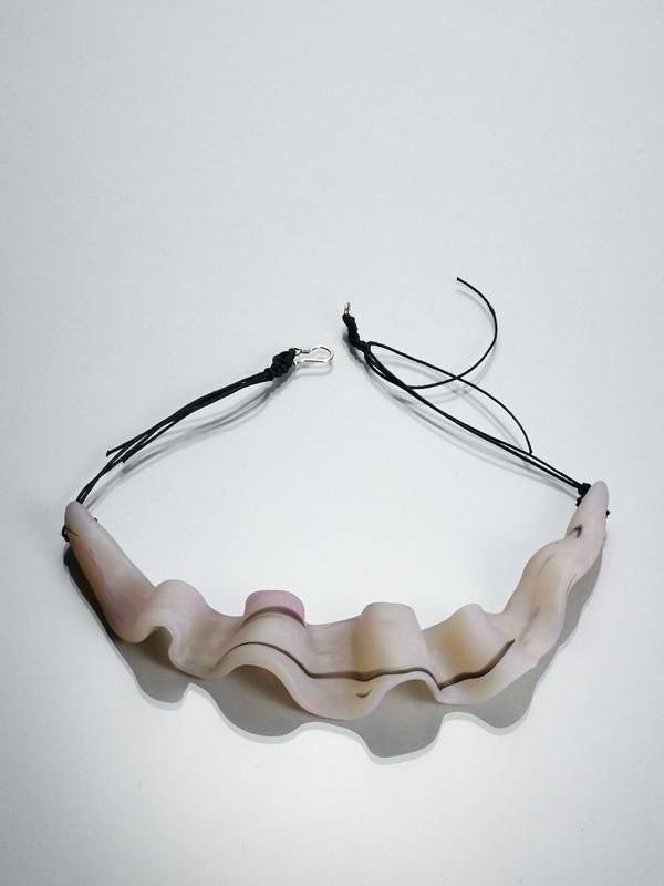 BLANCHE NECKLACE FROM 'IVORY TOWER' SERIES