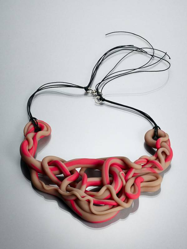 THEOREMA NECKLACE FROM 'LUCK NEON' SERIES
