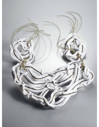 LABYRINTH NECKLACE FROM 'FIFTY SHADES OF WHITE' SERIES